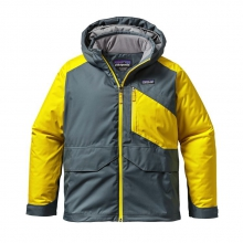 Boys' Insulated Snowshot Jacket by Patagonia