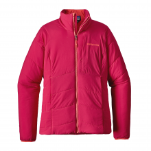 Women's Nano-Air Jacket by Patagonia in Sandy Ut