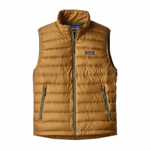 Men's Down Sweater Vest by Patagonia in Ames Ia