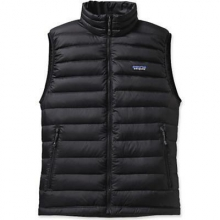Men's Down Sweater Vest by Patagonia in Holland Mi