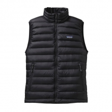 Men's Down Sweater Vest by Patagonia in Edwards Co