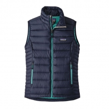 Women's Down Sweater Vest by Patagonia in Campbell CA