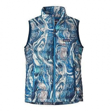 Women's Down Sweater Vest by Patagonia in Omaha Ne