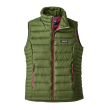 Women's Down Sweater Vest by Patagonia in Redding Ca