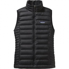 Women's Down Sweater Vest by Patagonia in Kirkwood Mo