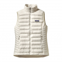 Women's Down Sweater Vest by Patagonia in San Carlos Ca
