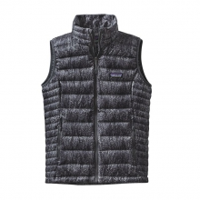 Women's Down Sweater Vest by Patagonia in Sandy Ut