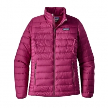 Women's Down Sweater by Patagonia in Meridian Id