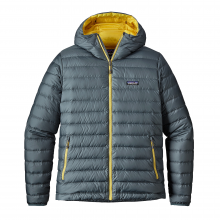 Men's Down Sweater Hoody by Patagonia