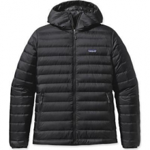 Men's Down Sweater Hoody by Patagonia in Napa CA