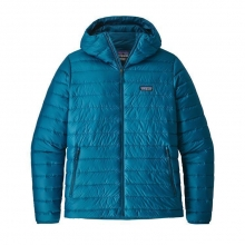 Men's Down Sweater Hoody by Patagonia in Campbell CA