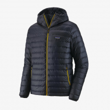 Men's Down Sweater Hoody by Patagonia in Boulder CO