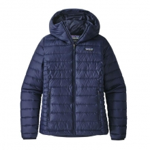 Women's Down Sweater Hoody by Patagonia in Grand Junction Co