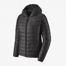 Women's Down Sweater Hoody by Patagonia in Cranbrook BC
