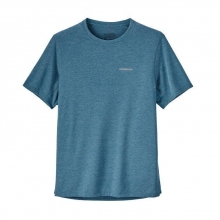 Men's S/S Nine Trails Shirt by Patagonia in Victoria Bc