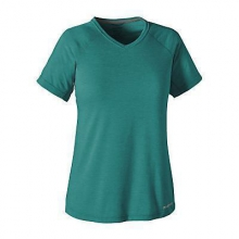 Women's S/S Nine Trails Shirt by Patagonia