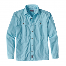 Men's L/S Island Hopper II Shirt by Patagonia