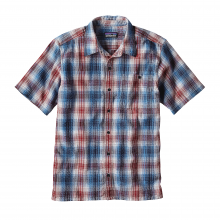 Men's Puckerware Shirt by Patagonia in Sylva Nc