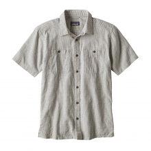 Men's Back Step Shirt by Patagonia in Manhattan Ks