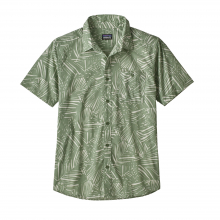Men's Go To Shirt by Patagonia in Canmore Ab