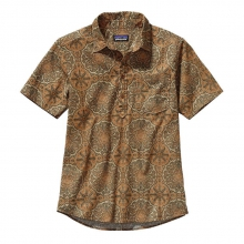 Men's Back Step P/O Shirt by Patagonia