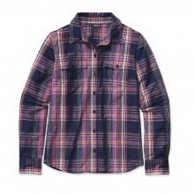 Women's L/S Overcast Shirt by Patagonia in Truckee Ca