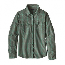 Women's L/S Overcast Shirt by Patagonia in Oro Valley Az