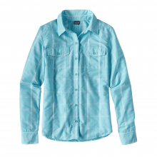 Women's L/S Overcast Shirt by Patagonia in Flagstaff Az