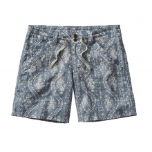 Women's Island Hemp Shorts by Patagonia