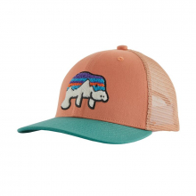 Kid's Trucker Hat by Patagonia in Crested Butte Co
