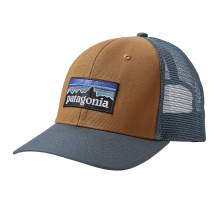 P-6 Logo Trucker Hat by Patagonia in Boulder Co