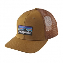 P-6 Logo Trucker Hat by Patagonia in Lafayette La