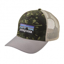 P-6 Logo Trucker Hat by Patagonia in Evanston Il