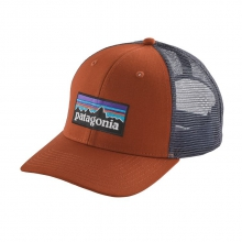 P-6 Logo Trucker Hat by Patagonia in Courtenay Bc