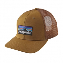 P-6 Logo Trucker Hat by Patagonia in Portland Or