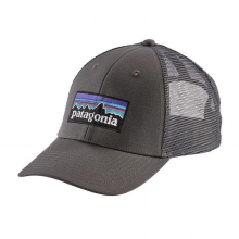 P-6 Logo LoPro Trucker Hat by Patagonia in Red Deer Ab