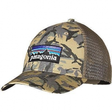 P-6 Logo LoPro Trucker Hat by Patagonia in Glen Mills Pa