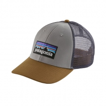 P-6 Logo LoPro Trucker Hat by Patagonia in Courtenay Bc