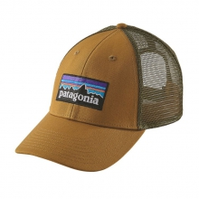 P-6 Logo LoPro Trucker Hat by Patagonia in Holland Mi