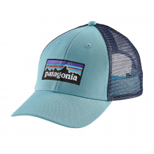 P-6 Logo LoPro Trucker Hat by Patagonia in Sandy Ut