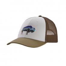 Fitz Roy Bison LoPro Trucker Hat by Patagonia in Blacksburg VA