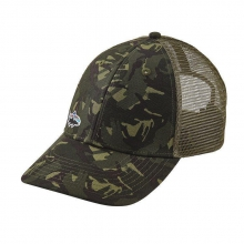 Small Fitz Roy Trout LoPro Trucker Hat by Patagonia in Lewiston Id