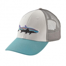 Fitz Roy Tarpon LoPro Trucker Hat by Patagonia in Omaha Ne