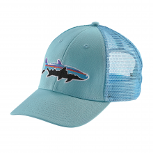 Fitz Roy Tarpon LoPro Trucker Hat by Patagonia in Bend Or