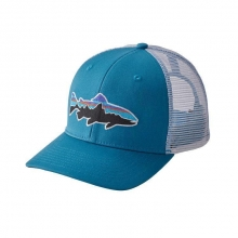 Fitz Roy Trout Trucker Hat by Patagonia in Courtenay Bc