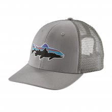 Fitz Roy Trout Trucker Hat by Patagonia in Prescott Az