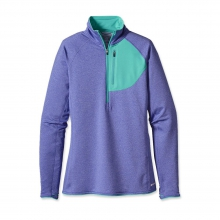 Women's Thermal Speedwork Zip Neck by Patagonia