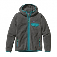 Women's Lightweight Snap-T Hooded Jacket by Patagonia in Denver Co