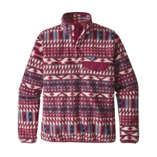 Women's LW Synch Snap-T P/O by Patagonia in Huntsville Al