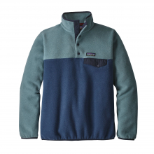 Women's LW Synch Snap-T P/O by Patagonia in Victoria Bc